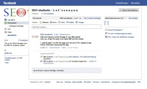 seo-students link to your fanpage